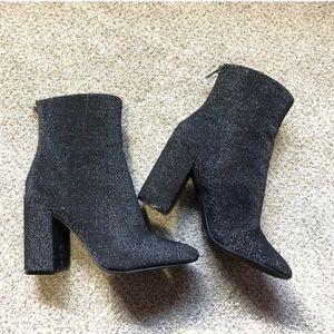 Jessica Simpson sparkle boots